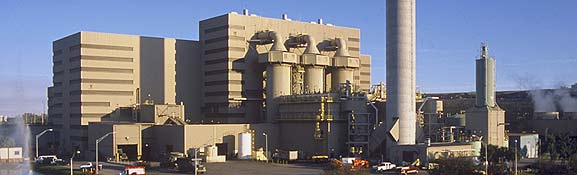 Wheelabrator's North Broward Waste-to-Energy plant