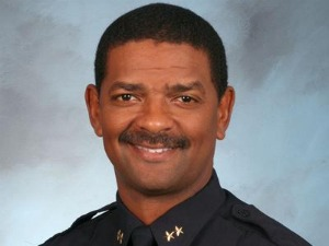 Fort Lauderdale Police Chief Frank Adderley