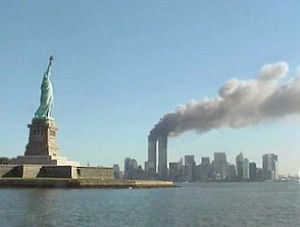 Sept. 11, 2001 Photo: National Park Service