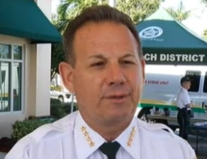 Broward Sheriff Scott Israel             Photo: NBCMiami.com