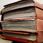 The VA is overwhelmed by the number of paper claims it receives. This is an example of just one veteran's claim. Jessica Wilde/News21