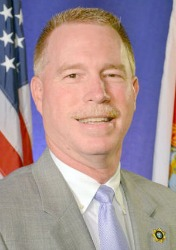Florida Corrections Secretary Michael D. Crews