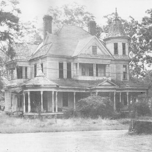 Joseph Milteer's former home in Quitman, Ga. Photo: Dan Christensen