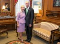 Governor Rick Scott and First Lady Ann Scott Photo: Meredyth Hope Hall