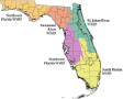 Florida's water management districts