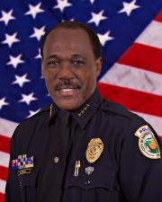Homestead Police Chief Al Rolle