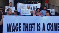 Fast-food workers in Seattle accused employers of wage theft last year.
