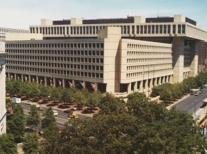 FBI headquarters in Washington, D.C.