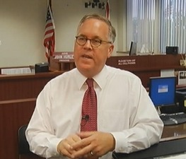 "Broward County Court Judge John ""Jay"" Hurley Photo: NBC6 Miami"