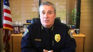 Coconut Creek Police Chief Michael Mann