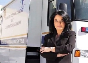 Addy Villanueva, former special agent-in-charge of the FDLE's Miami regional office Photo: CBSMiami