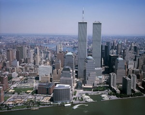 New York's World Trade Center. Photo: Carol M. Highsmith, Wikimedia Commons