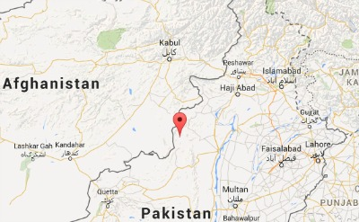 A remote border town pinpointed on this map is where the Pakistani Army said it killed Adnan Shukrijumah six months ago.