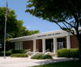 Fourth District Court of Appeal in West Palm Beach