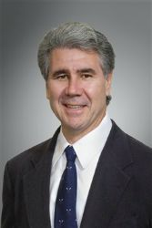 Dr. Michael Reilly, an orthopedic surgeon who blew the whistle on fraud at Broward Health