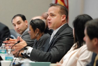 Rep. Frank Artiles,R-Miami, wants to amend Florida's Constitution to require counties to elect sheriffs, property appraisers and other constitutional officers