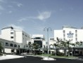 Fort Lauderdale's Broward Health Medical Center, flagship of the North Broward Hospital District.