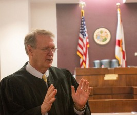 Leon County Circuit Judge Gene Reynolds III