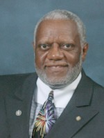 "School Board incumbent Wilbert ""Tee"" Holloway"